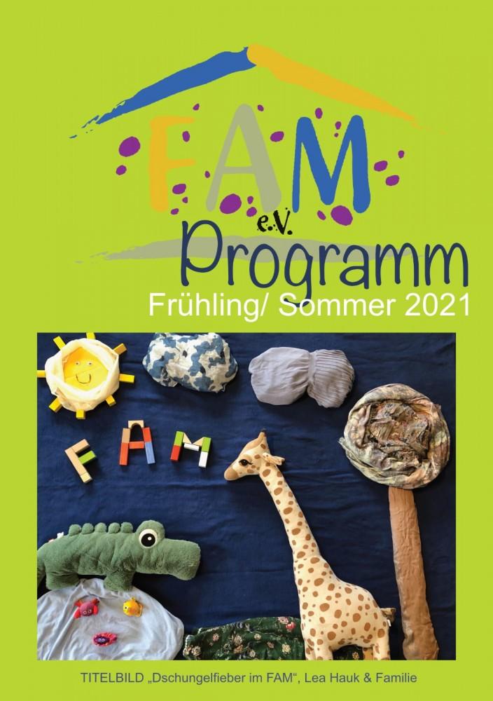 Titelbild mit link zum aktuellen FAM-Programm