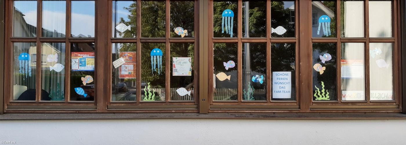 Sommerfenster FAM