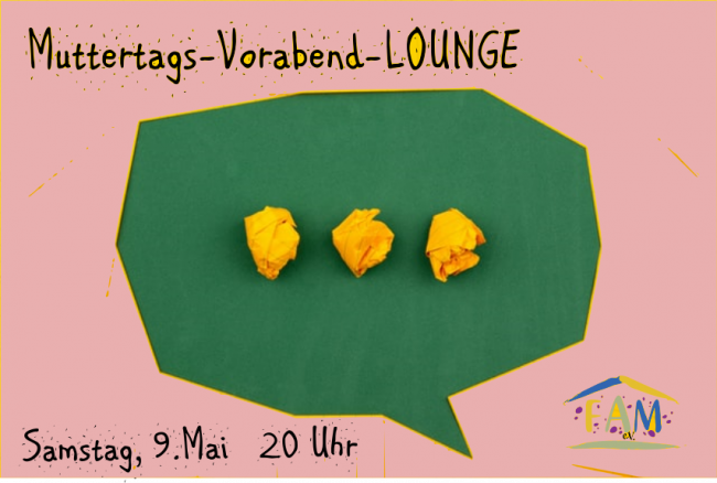 Muttertags-Lounge